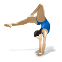 Gymnastics icon