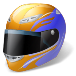Motorsport Helmet icon