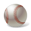 Baseball-Ball icon