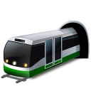 SubwayTrain icon