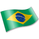 Brazil Flag 2 icon