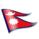 Nepal Flag 2 icon