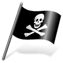 Pirates-Jolly-Roger-Flag-3 icon