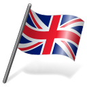 United Kingdom Flag 3 icon