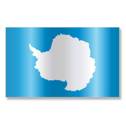 Antarctica Flag 1 icon