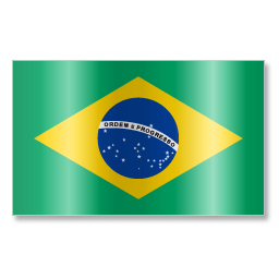 Brazil Flag 1 icon