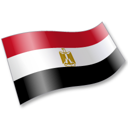 Egypt Flag 2 icon