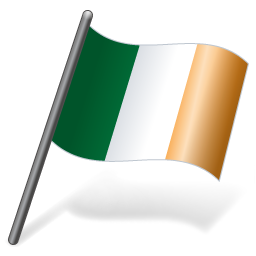 Ireland Flag 3 icon