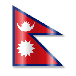 Nepal Flag 1 icon