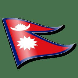 Nepal Flag 2 icon