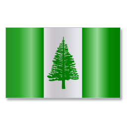 Norfolk Island Flag 1 icon
