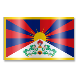 Tibetan People Flag 1 icon