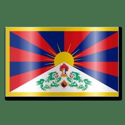 Tibetan People Flag 1 icon