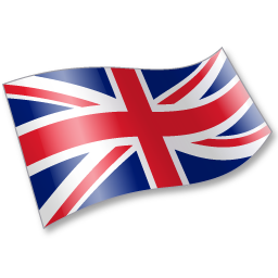 United Kingdom Flag 2 icon