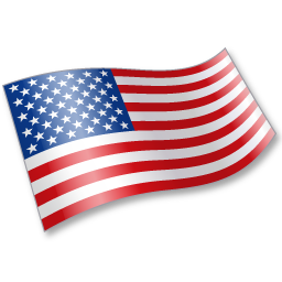 United States Flag 2 icon