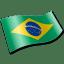 Brazil Flag 2 icon