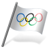 International-Olympic-Committee-Flag-3 icon