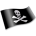 Pirates-Jolly-Roger-Flag-2 icon