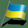 Ukraine-Flag-3 icon