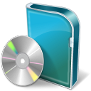 DVD-Box icon