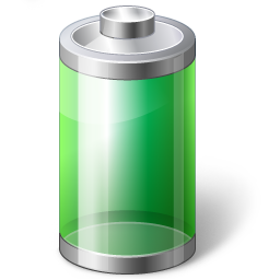 Battery Power Full icon