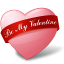 Heart-BeMyValentine icon