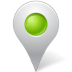 Map-Marker-Marker-Inside-Chartreuse icon
