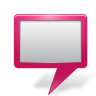 Map-Marker-Board-Pink icon