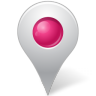 Map-Marker-Marker-Inside-Pink icon