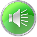 Volume Pressed icon