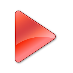 Play 1 Normal Red icon