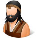 Historical Barbarian Male icon