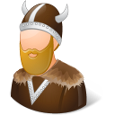 Historical Viking Male icon