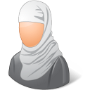 Religions Muslim Female icon