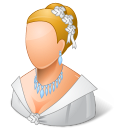 Wedding Bride Light icon
