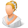 Wedding-Bride-Light icon