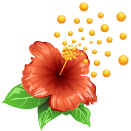 Pollen Flower icon