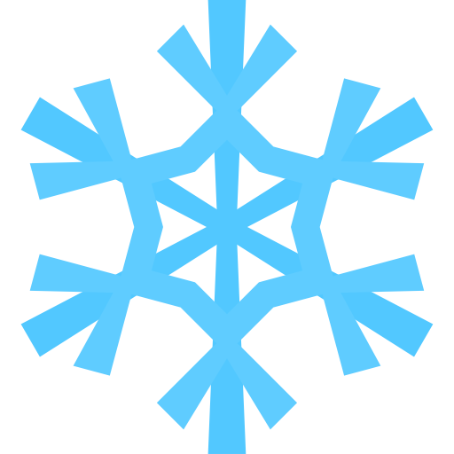 Snowflake Icon | Christmas Flat Color Iconset | Icons8