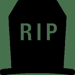 Headstone icon