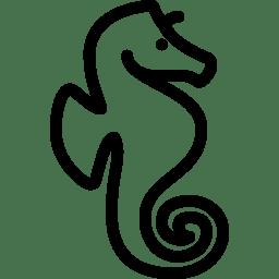 Animals Seahorse icon
