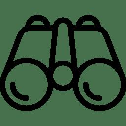 Cinema Opera Glasses icon