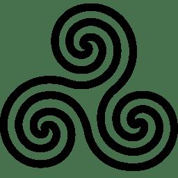 Cultures Triskelion icon