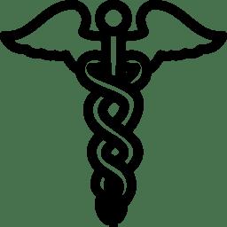 Healthcare Caduceus icon