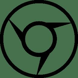 Logos Chrome Copyrighted icon