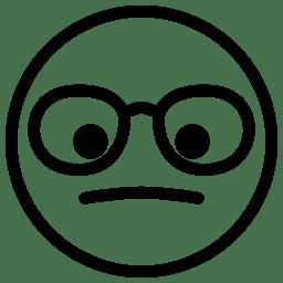 Messaging Nerd icon