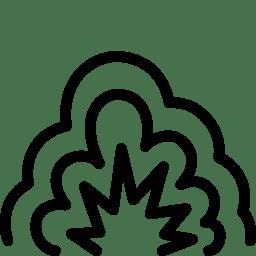Military Smoke Explosion icon
