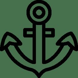 Transport Anchor icon