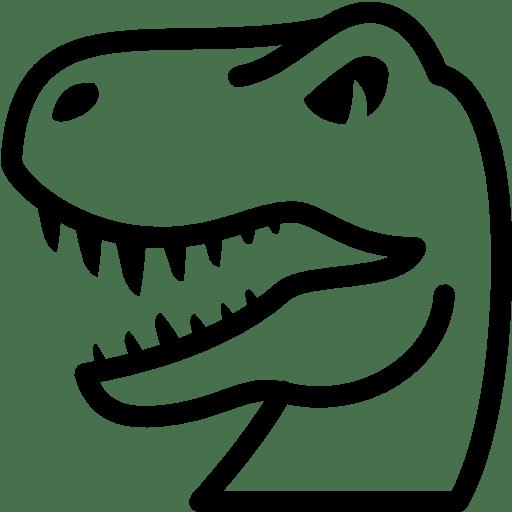 Animals-Dinosaur icon