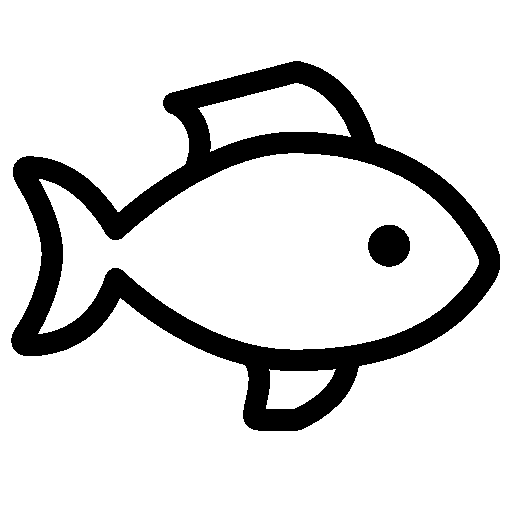 Animals Fish Icon | iOS 7 Iconset | Icons8