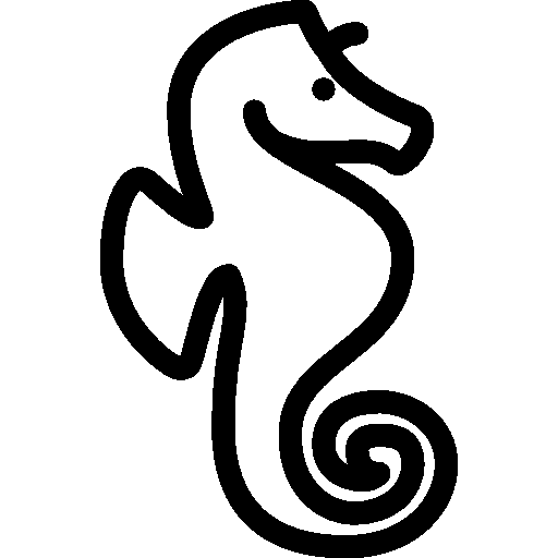 Animals-Seahorse icon